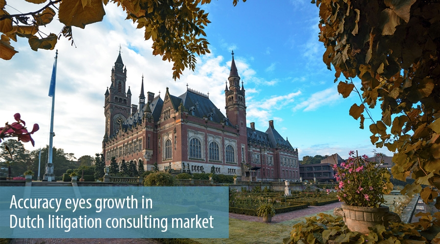 Accuracy growth in Dutch litigation consulting market