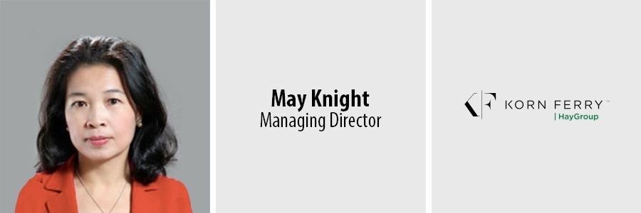 May Knight - Korn Ferry Hay Group