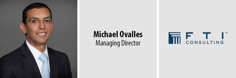 Michael Ovalles - FTI Consulting