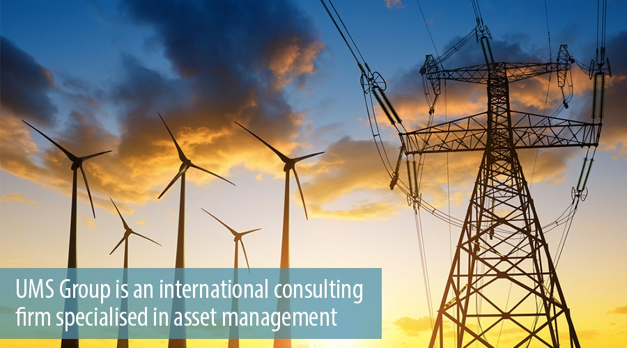 UMS Group is an international consulting firm specialised in asset management