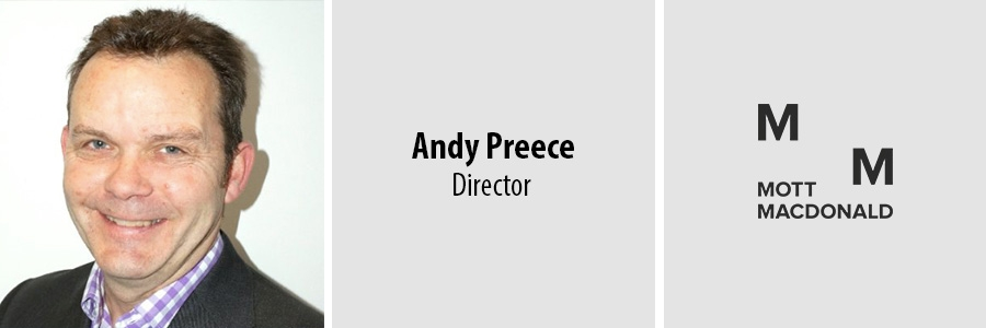 Andy Preece - Mott Macdonald