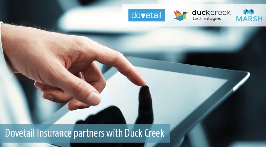 Dovetail Insurance partners with Duck Creek