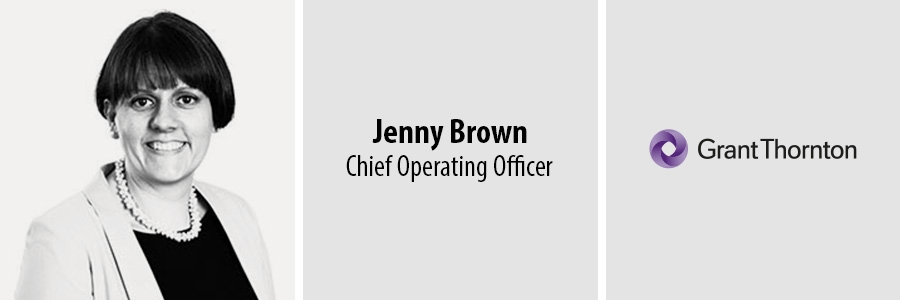 Jenny Brown - Grant Thornton