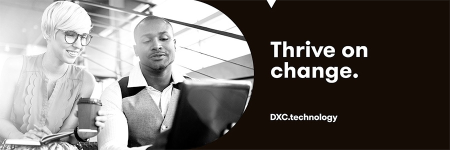 DXC Consultancy - Thrive on Change
