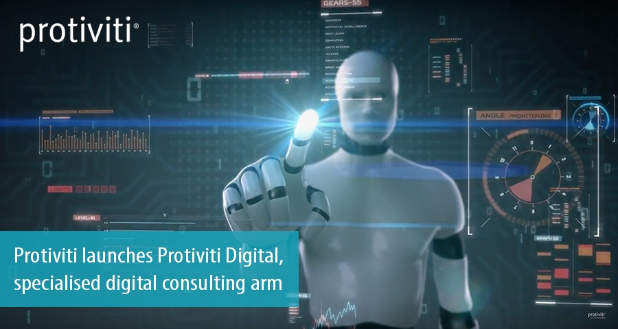 Protiviti launches Protiviti Digital