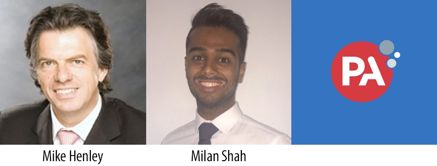 Mike Henley and Milan Shah - PA Consulting Group