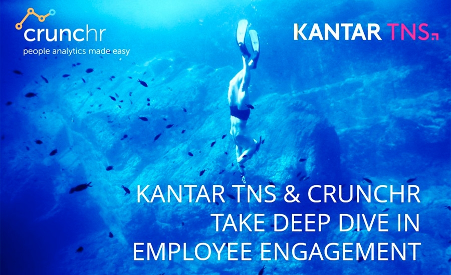 Crunchr adds employee engagement module with Kantar TNS