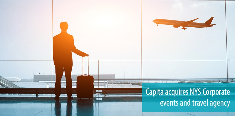 Capita acquires NYS Corporate events and travel agency