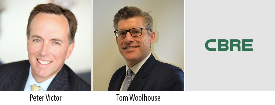 Peter Victor and Tom Woolhouse - CBRE