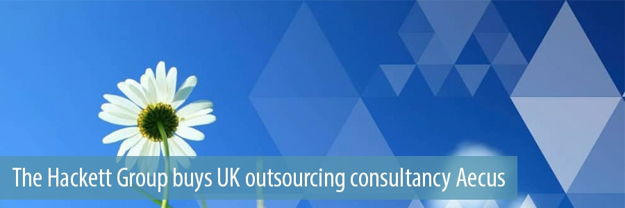 The Hackett Group buys UK outsourcing consultancy Aecus