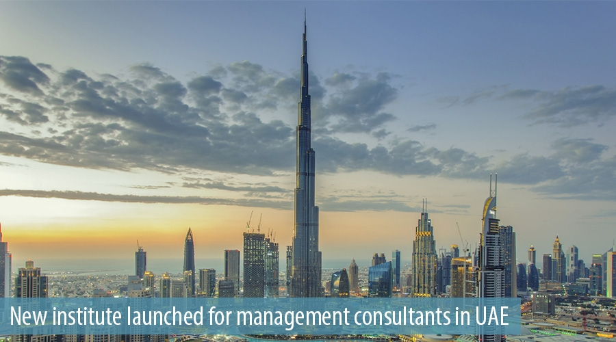 New institute launched for management consultants in UAE
