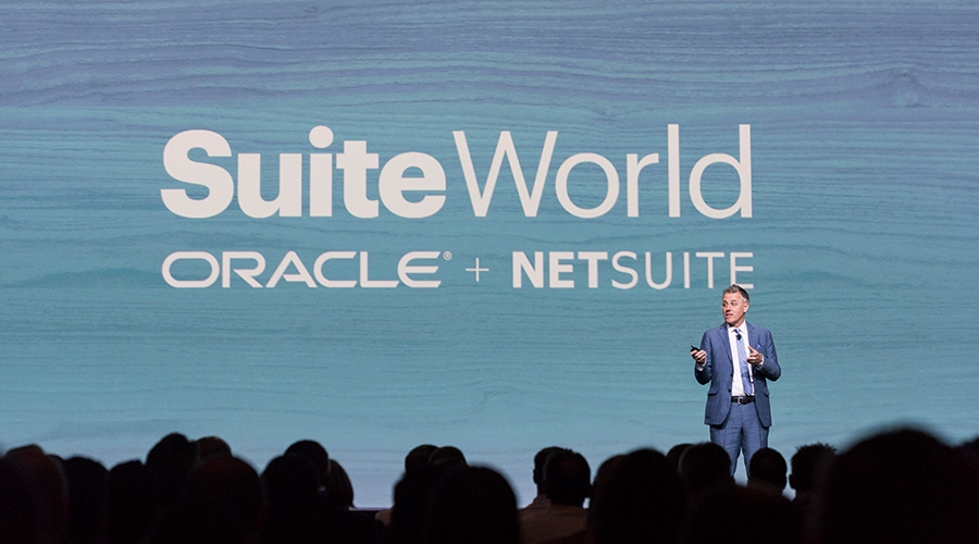 NetSuite 2017 Partners of the Year Awards