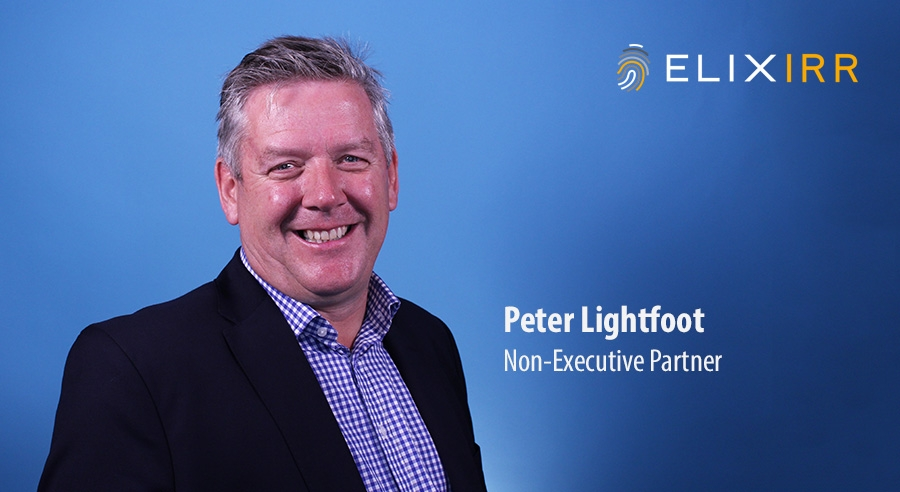 Peter Lightfoot - ELIXIRR
