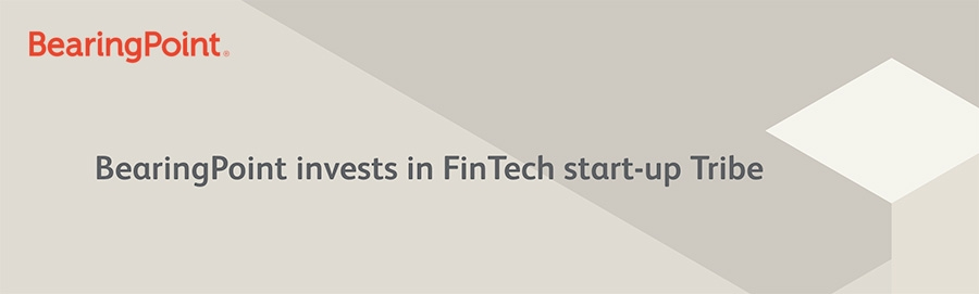 BearingPoint invests in Fintech Tribe
