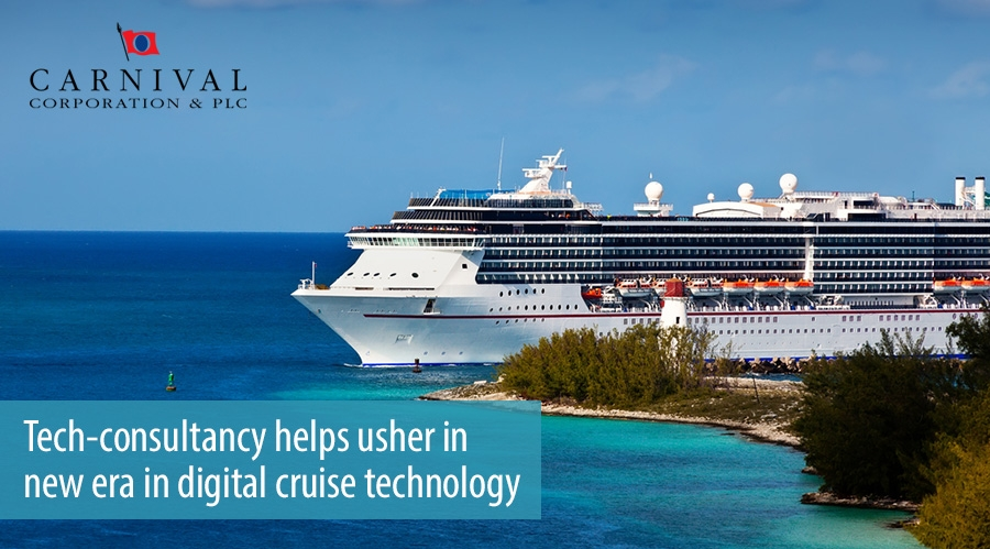 Tech-consultancy helps usher in new era in digital cruise technology