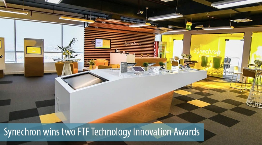 Synechron wins two FTF Technology Innovation Awards