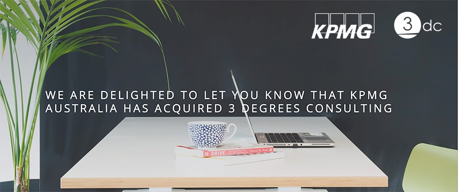 KPMG Australia completes undisclosed deal for 3 Degrees Consulting