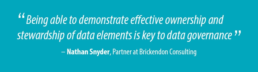 Quote of Nathan Snyder, Partner at Brickendon Consulting