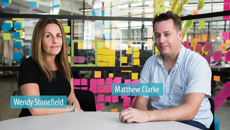 Wendy Stonefield and Matthew Clarke - Deloitte Digital