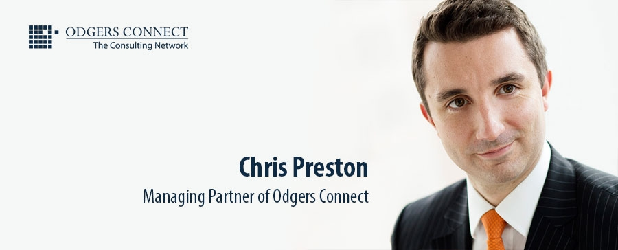 Chris Preston - Managing Partner of Odgers Connect