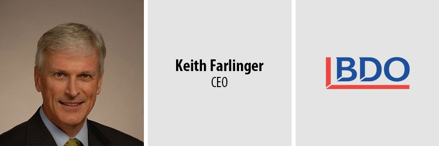 Keith Farlinger - BDO
