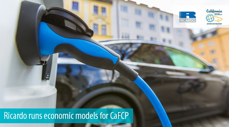Ricardo runs economic models for CaFCP
