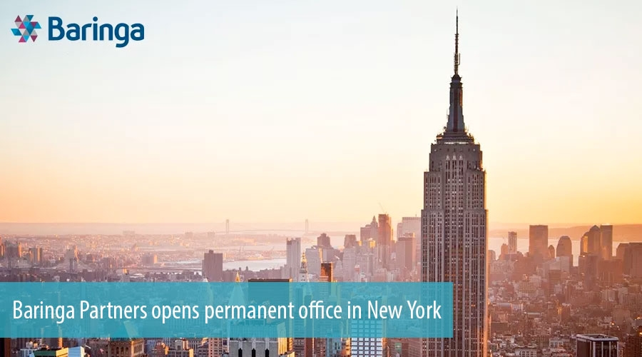 Baringa Partners opens permanent office in New York