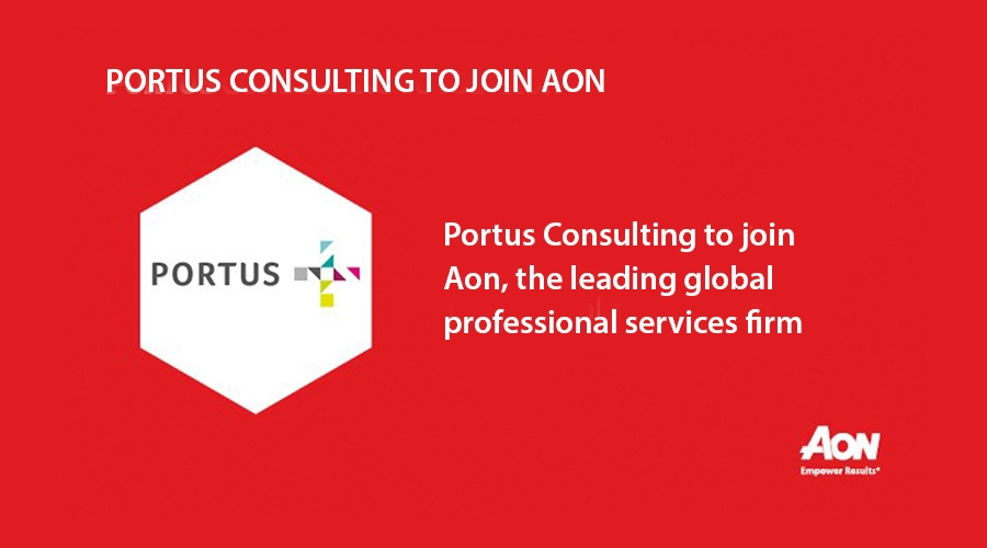 Portus Consulting joins Aon UK
