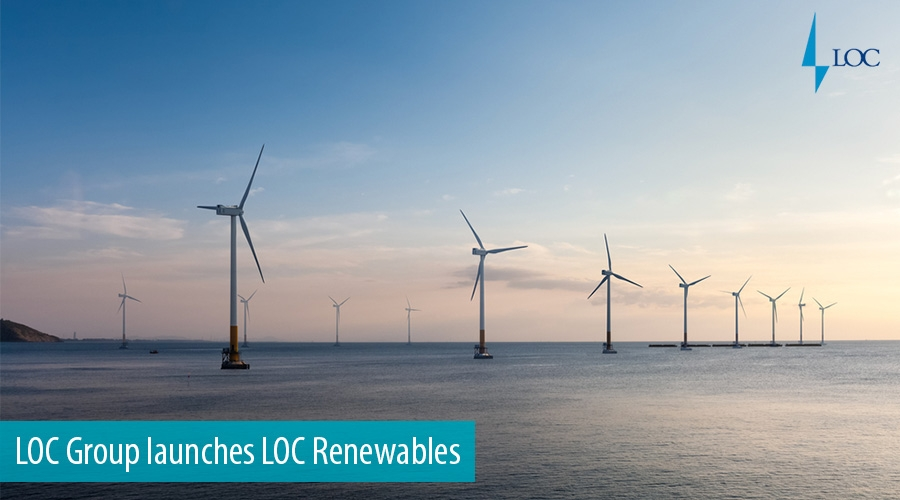 LOC Group launches LOC Renewables