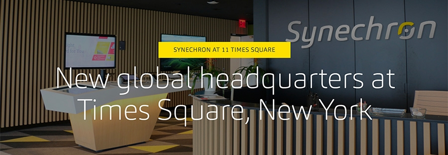 Synechron opens financial innovation labs in new york and for Innovation consulting firms nyc