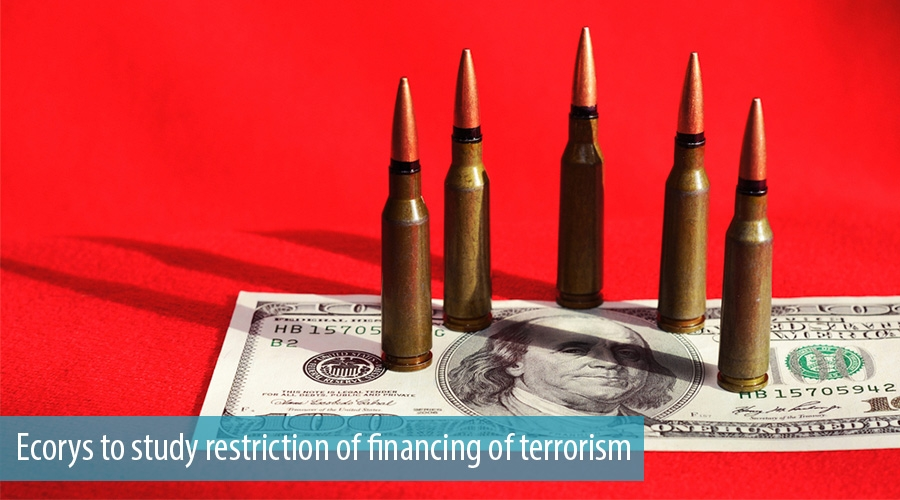 Ecorys to study restriction of financing of terrorism