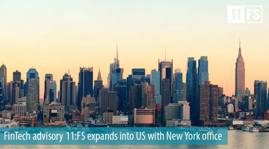 FinTech advisory 11:FS expands into US with New York office