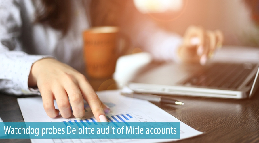 Watchdog probes Deloitte audit of Mitie accounts