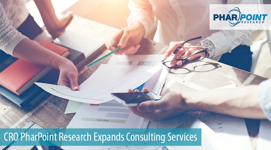 CRO PharPoint Research Expands Consulting Services