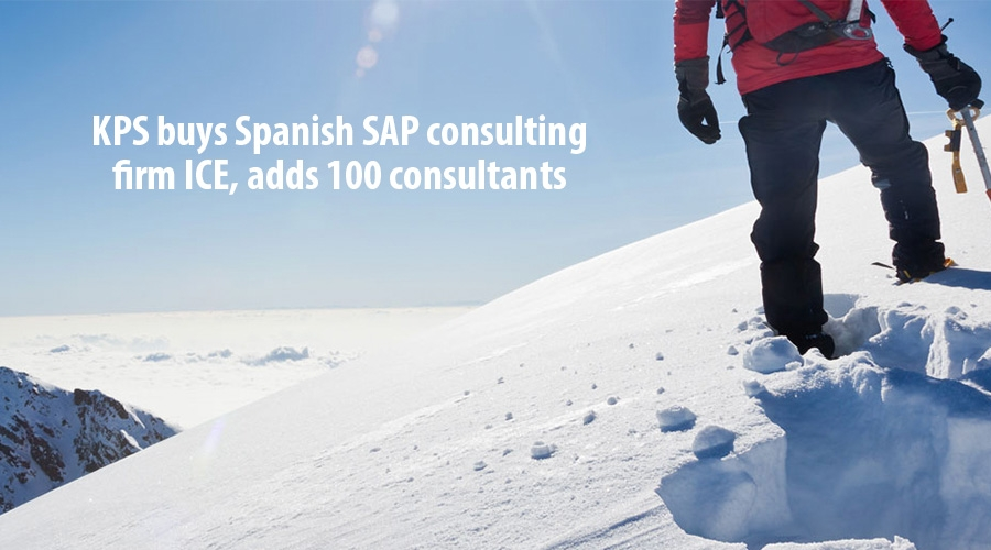 KPS buys Spanish SAP consulting firm ICE, adds 100 consultants