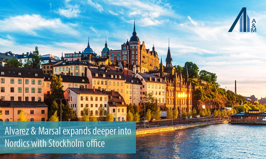 Alvarez & Marsal expands deeper into Nordics with Stockholm office
