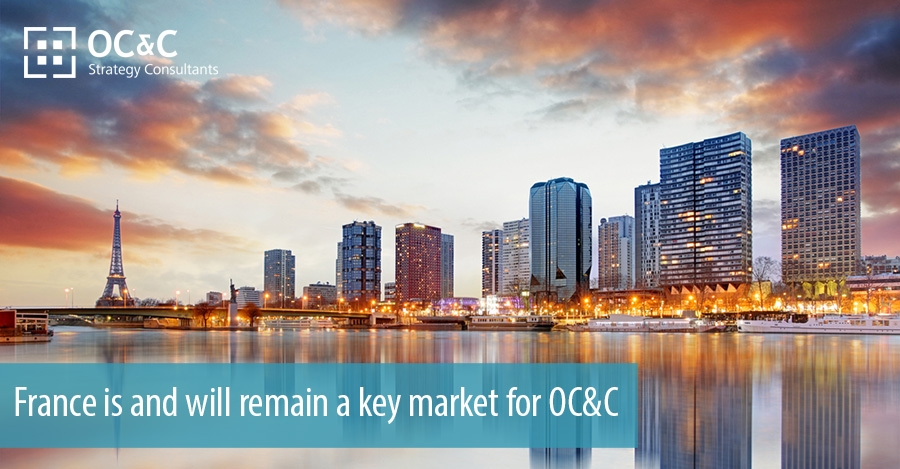 France is and will remain a key market for OC&C