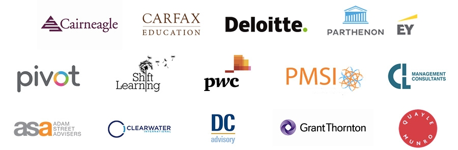 1-14 consulting firms nominated for Education Investor award