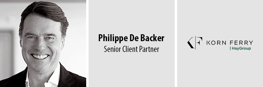 Philippe De Backer - Korn Ferry Hay Group