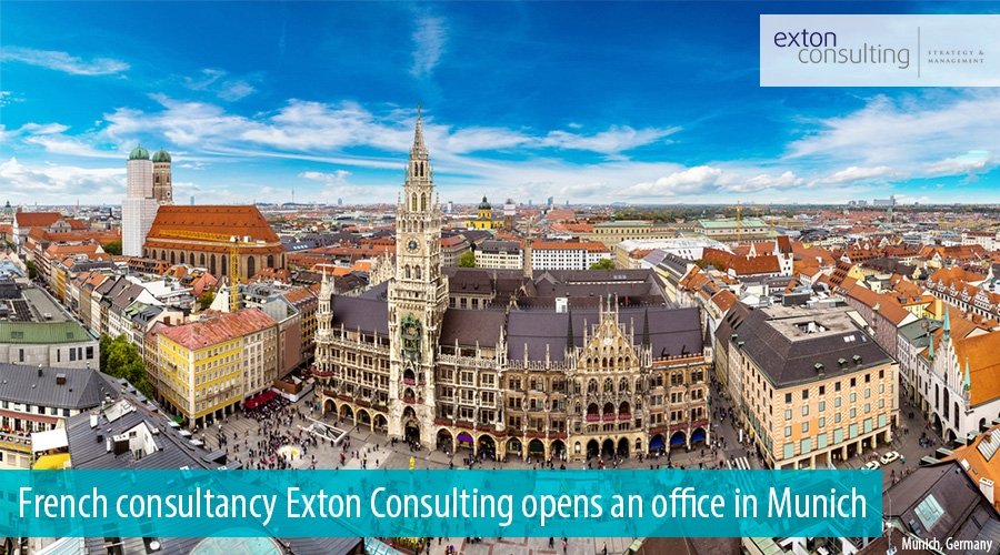 French consultancy Exton Consulting opens an office in Munich