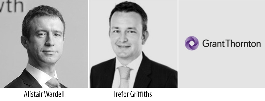 Alistair Wardell and Trefor Griffiths - Grant Thornton