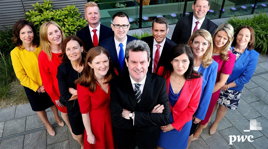 PwC appoints 12 partners in Irish Advisory business