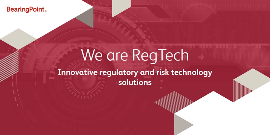 BearingPoint - We are RegTech