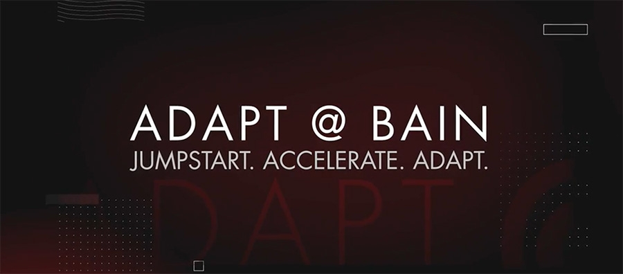 Bain launches ADAPT
