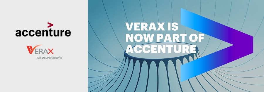Verax is now part of Accenture
