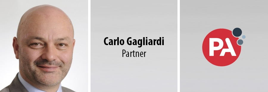 Carlo Gagliardi - Partner - PA Consulting Group