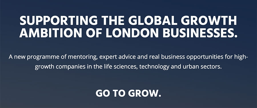 Supporting the ambition of London startups