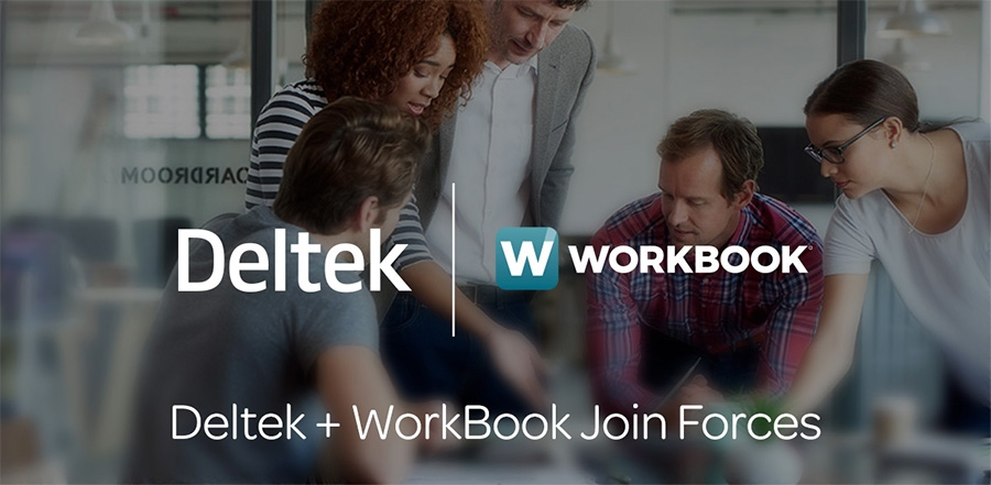 Deltek acquires WorkBook