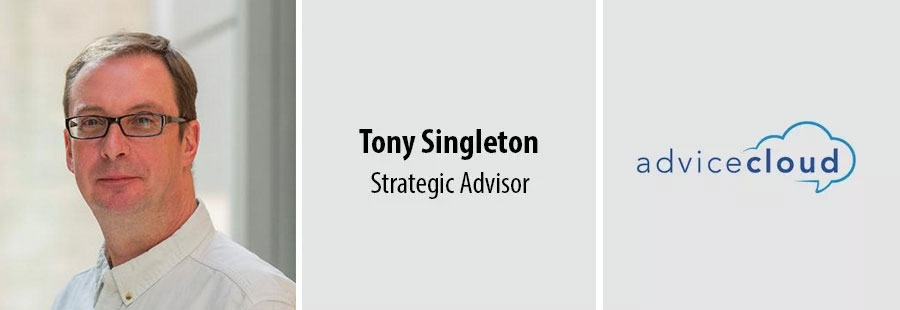 Tony Singleton OBE, Strategic Advisor at Advice Cloud
