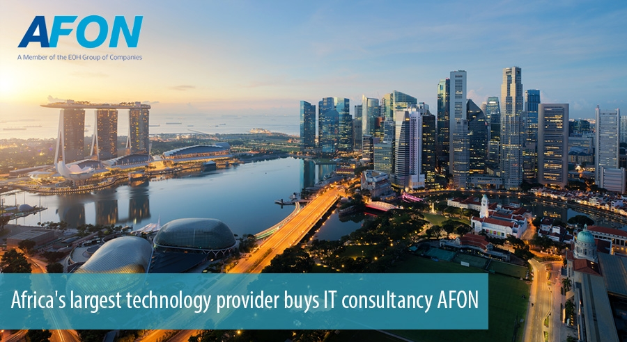 Africa's largest technology provider buys IT consultancy AFON